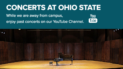 Concerts at Ohio State on YouTube