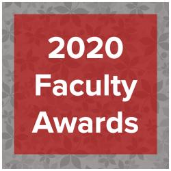 2020 Faculty Awards