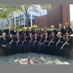 Flute Troupe 2018-19