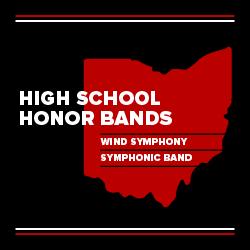 High School Honor Band Weekend