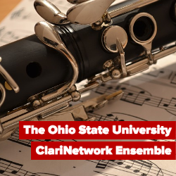 ClariNetWork Ensemble performs March 28