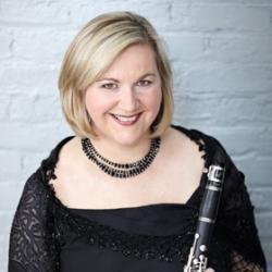Caroline Hartig, clarinet