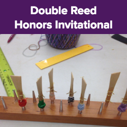 Double Reed Honors Invitational