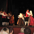 Slovenian folk dancers and musicians
