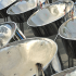 Steel pan drums