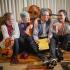 Janus Quartet: L. Anderson, N. Nehring, M. Rudoff, D. Copfer (Photo by Ziwei Jin)