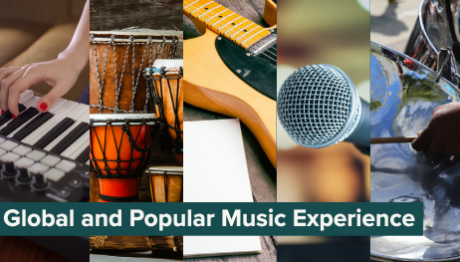 Global and Pop Music Experience