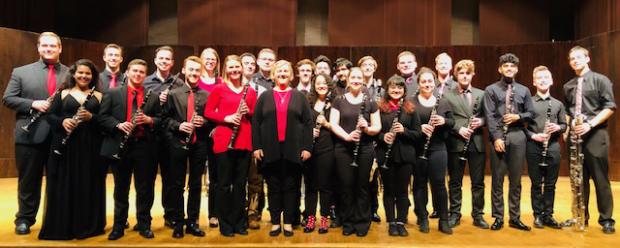The Ohio State University ClariNetwork Ensemble