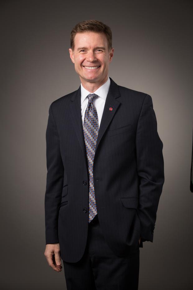 Scott A. Jones, director of YSMP