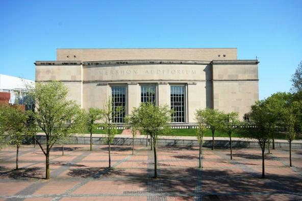 Mershon Auditorium