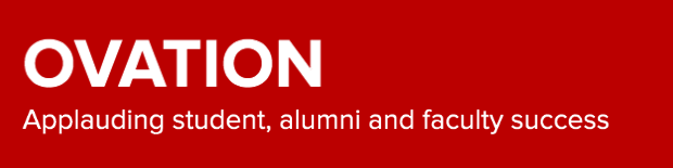OVATION the School of Music newsletter