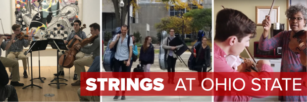 Strings at Ohio State