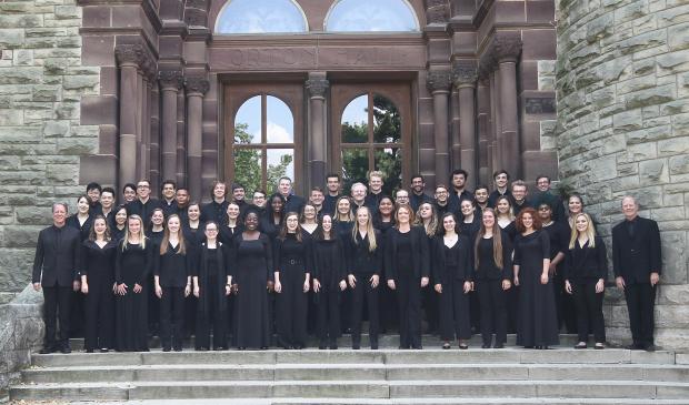 Symphonic Choir at Orton Hall