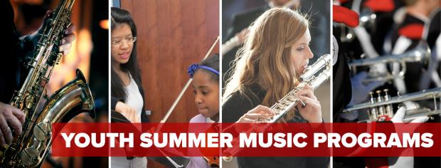 Youth Summer Music Programs