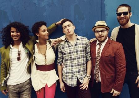 Manner Effect jazz/pop quintet