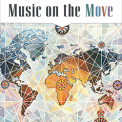 Music on the Move - cover design