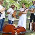 Latinx-Applachian musicians