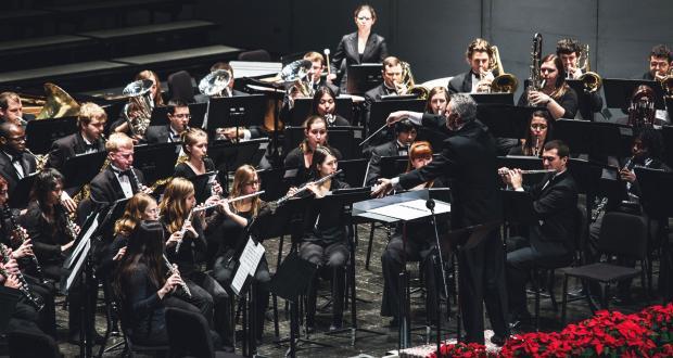 The Ohio State University Wind Symphony