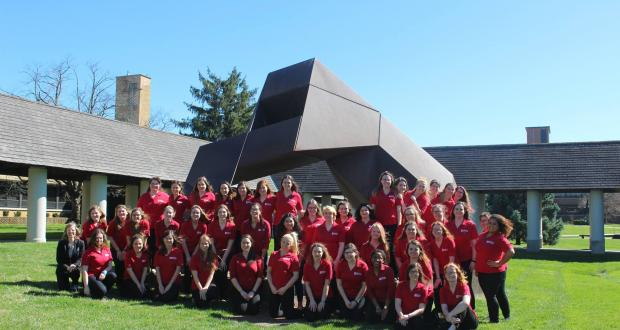 Women's Glee Club in Nashville