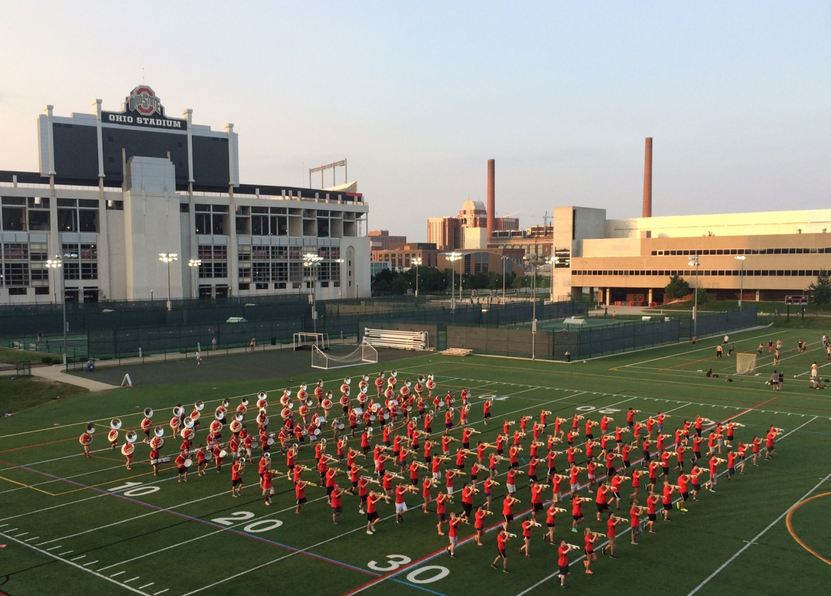 Ohio State Marching Band Summer Clinic | School of Music