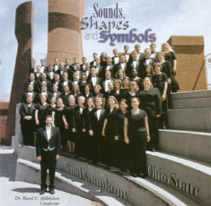 """Sounds, Shapes and Symbols"" CD cover"