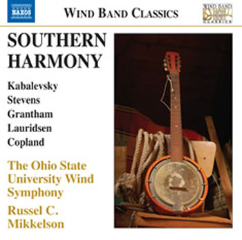 """Southern Harmony"" CD cover"