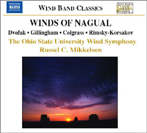 """Winds of Nagual"" CD cover"
