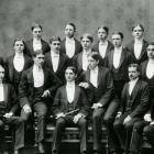 Men's Glee Club 1899.