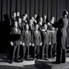 Men's Glee Club 1951 recital.