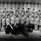Men's Glee Club 1976 recital.