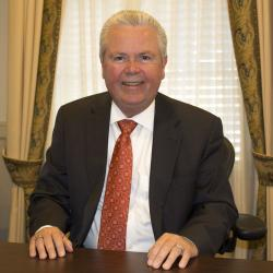 William Ballenger, director, School of Music