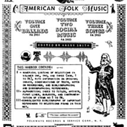 Anthology of American Music - cover graphic