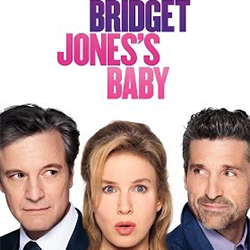 Bridget Jones' Baby movie poster