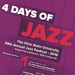 4 days of Jazz - TOSU Jazz Festival