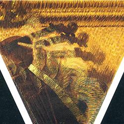 The Hand of the Violinist, Giacomo Balla, 1912