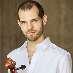 Samuel C. Johnson, cello