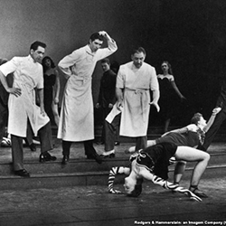 A performance of Allegro. Photo courtesy of Rodgers and Hammerstein