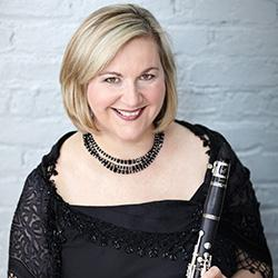 Caroline Hartig, director of Clarinet Academy
