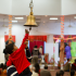 Hindu bell ringing
