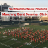 Marching Band Summer Clinic