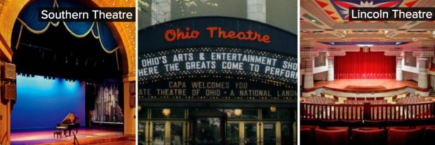 Columbus Theatres