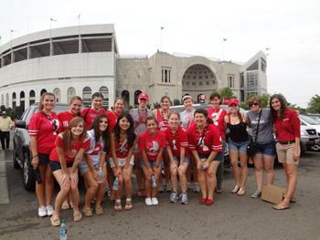 WGC at Ohio Stadium, 2012