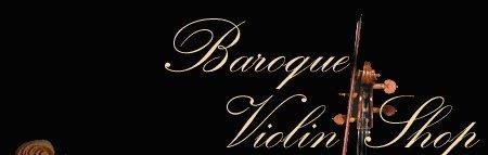 Baroque Violin Shop logo