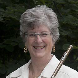 Katherine Borst Jones, director of Flute Workshop