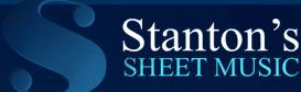 Stanton's Sheet Music logo