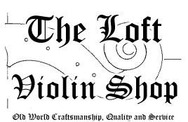 The Loft Violin Shop logo