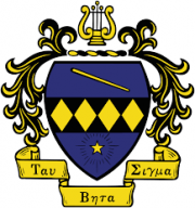 Tau Beta Sigma coat of arms