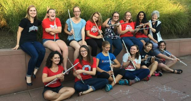 Buckeye Flutes