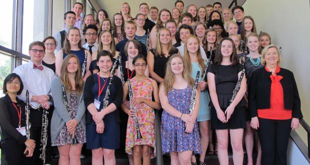 Clarinet Academy 2016