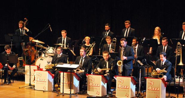 The Ohio State University Jazz Ensemble